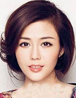 韩版女生盘头图片 简单盘发发型设计