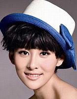 黑色齐刘海短发发型 黑色齐刘海自然发型