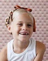 小学生扎什么样的发型漂亮 小学生漂亮简单的发型扎发