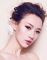 中国女士盘发发型 高盘发发型图片