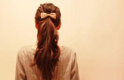 马尾辫扎法 马尾辫的扎法 教你如何扎好看的马尾辫发型 发型师姐