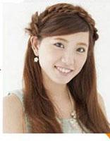 如何编发型好看又简单 编刘海发型方法图解