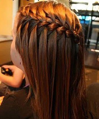 小女孩扎辫子发型步骤