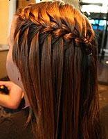 好看的儿童发型扎发 小女孩编发教程(3)