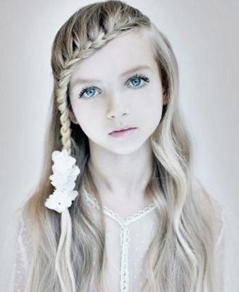 儿童发型绑扎方法_儿童发型绑扎方法图解/图片
