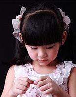 小孩扎辫子发型设计 韩版小孩辫子发型扎法