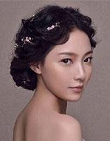 韩式新娘盘发发型图解 超新新娘韩式盘发发型
