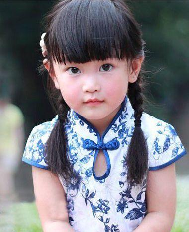 简单的小女孩编发发型大全 小女孩的编发型步骤