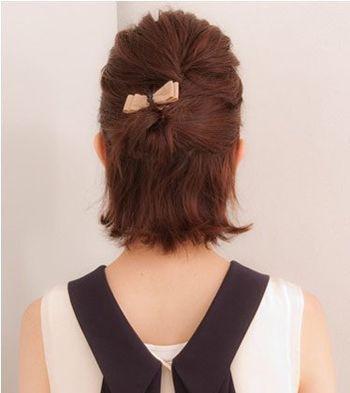 女性短发型好打理吗 及肩短发怎么打理