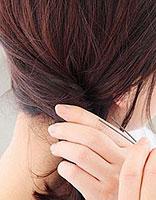 最新韩版高中生发型扎法 高中女生简单的发型扎法