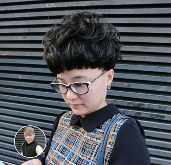 2016女时尚沙宣发发型 女发型短发沙宣发型图片[沙宣发型]-沙宣头 沙