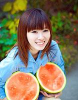 寸平刘海头发型 女生平刘海发型图片