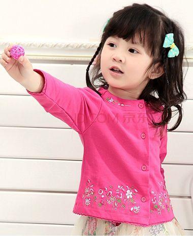 小女孩蘑菇头发型怎么扎头发 小孩蘑菇头发型扎法图片[儿童发型]-儿童