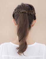 头发毛发多的女生该如何打理 适合圆脸好打理又显清纯的发型