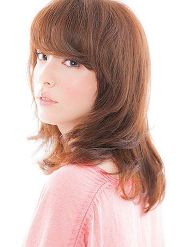 棕红色中长发怎么打理 中长发的打理