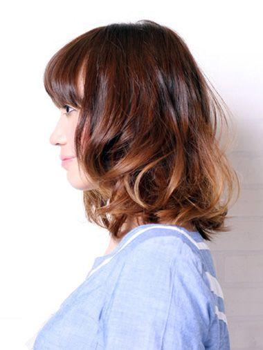 多发量怎么烫才好看 发量多适合烫发吗