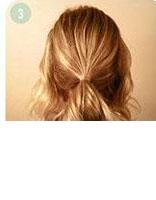 日式中短发发型扎法 中等发型的扎法
