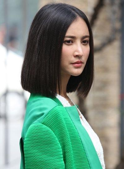 女直短发沙宣发型图片大全 2016年沙宣直发发型