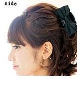 女人脸胖头发怎么打扮 脸型胖适合绑什么头发