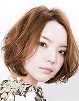 女鸭梨脸适合啥发型 黑发鸭梨脸适合什么发型