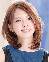 由字脸适合的刘海发式 由字脸型设计发型