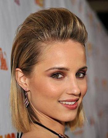 短直发发型_短直发怎么扎好看_短直发发型图片_发型图片