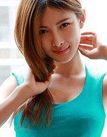 中短直碎发发型 女士短碎发直发发型