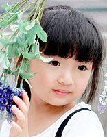 有刘海直发怎么扎好看 有直短刘海小孩扎头法