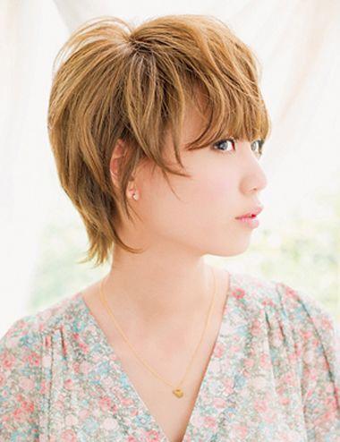 脸型配胖脖子短的女生适合短发么 脸胖适合什么短发