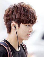 方脸男短发发型 韩版男生短发发型