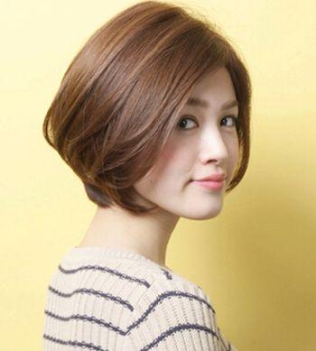 中老年最适合的短头发 中老年短发烫发发型图片图片