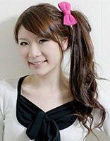 怎样的发型使直发变卷发 韩式直发怎么做微卷发型