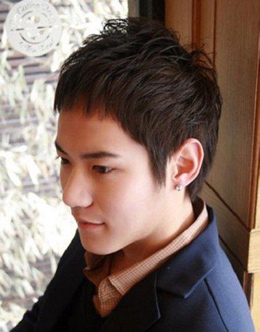 男生短发要怎么弄才好看 男生好看的短发图片[男生短发]-男生发型名称