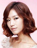 2016韩国短发卷发发型图片 韩国中短发卷发发型