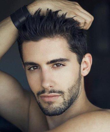 男生超短头型设计图[男生短发]-男生好看的短发发型