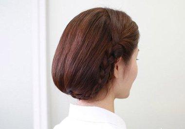 如何直发变短发 长直发怎么藏成短发