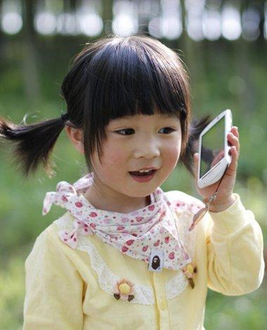 儿童发型设计图片_男/女儿童发型设计图片_儿童短发型图片