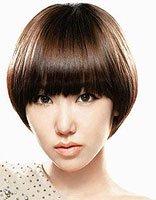 适合女生的男生短发发型 韩国女星短发发型图片