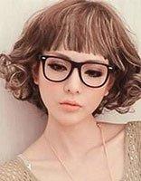 Ol短发带眼镜 戴眼镜的MM适合什么样的短发