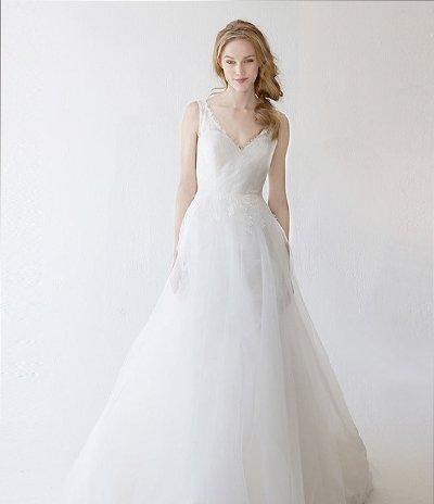 婚紗照發型_2017結婚照發型_韓式婚紗照發型圖片_發型圖片