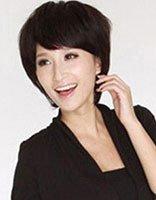中年职业女性短发发型图片大全 职业女子短发型