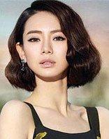 2016女明星短发卷发发型大全 短发卷发型图片2016女