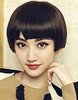 学生装沙宣短发发型 中学生沙宣短发发型图片