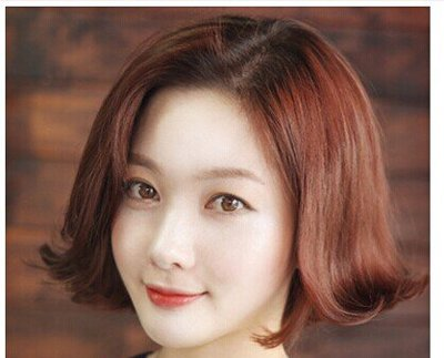 适合苹果脸头发少的卷发发型 2016苹果脸适合的发型