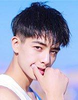 男学生短发发型图片