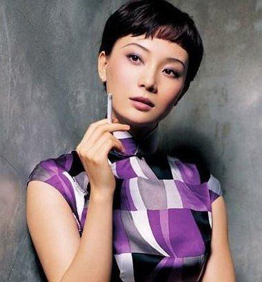 35岁脸比较瘦适合什么短发 穿旗袍什么短发显脸瘦