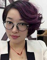中年职业女性短发设计图片 适合长脸的职业短发造型