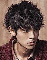 韩国男短发发型图片 男生发型短发韩版