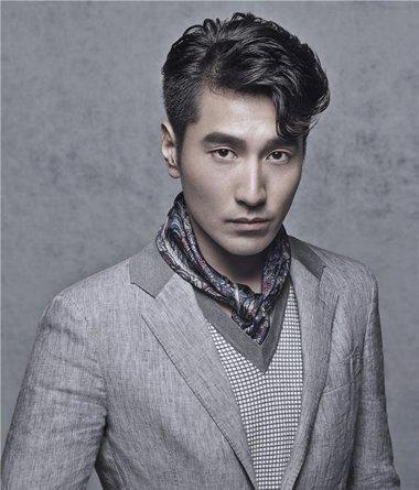 男士短烫发发型名称 2016成熟男士短发发型图片