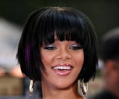 脸黑的适合什么发型 短发发型设计与脸型搭配